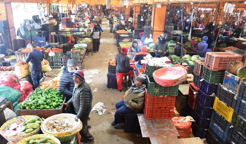 काठमाडौँ महानगरपालिकाले तोक्यो एघार स्थानमा तरकारी बिक्री कक्ष