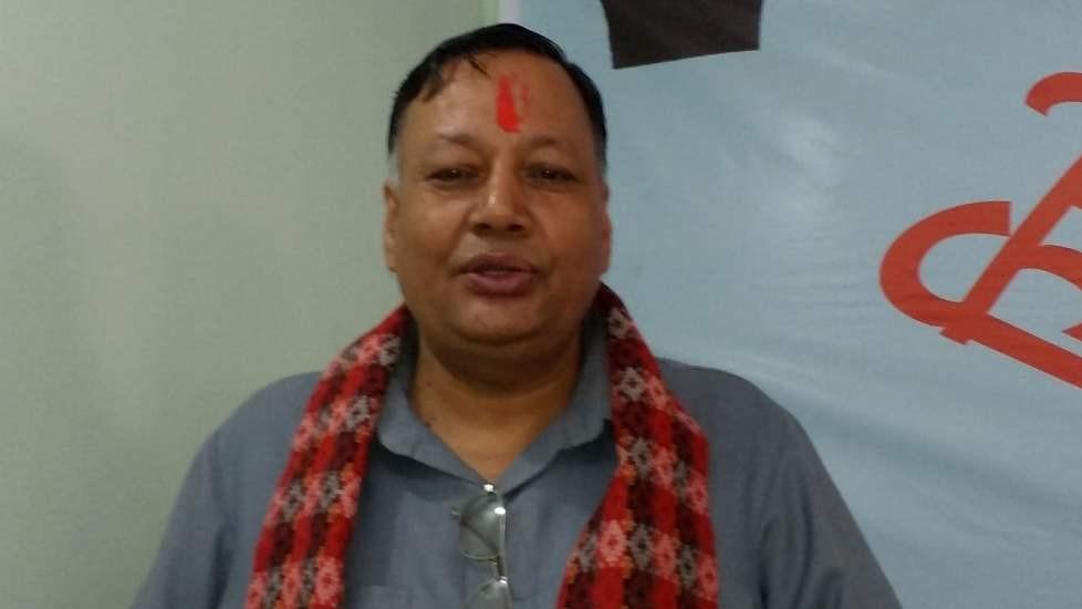 पार्टी एकता हुँदाको सहमति कार्यान्वयन गरौंः देवेन्द्र पौडेल
