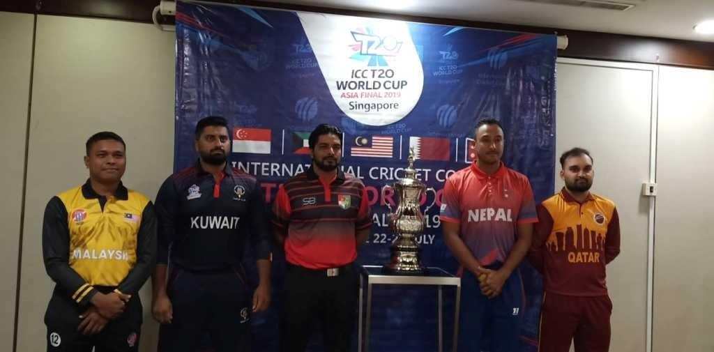 आईसीसी टी–२० विश्कपको एसिया छनोट सोमबारदेखि  हुँदै