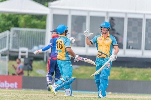 ग्लोबल टी-२० क्रिकेट लिग : सोमपालको टिमसँग सन्दीपको टिम स्तव्ध