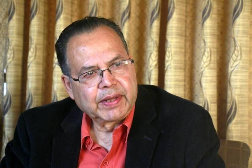 सीमा सुरक्षा गर्न नसक्दा नेपाली भूमि अतिक्रमण : नेता खनाल
