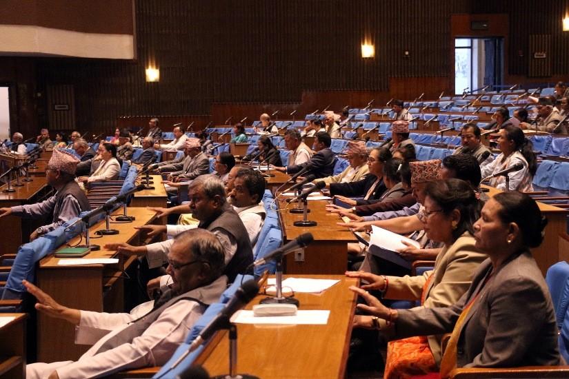 संसद् बैठक अगाडि सांसदहरूलाई कोरोना खोप लगाइने