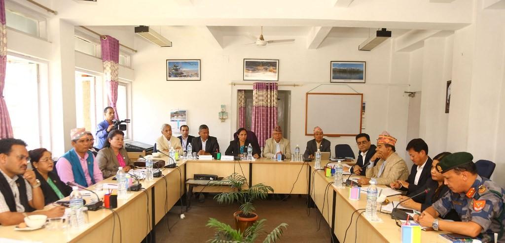 हिन्दुस्तानले सकेदेखि नेपाललाई 'सिक्किम' बनाइदिन्छ : प्रदीप गिरी