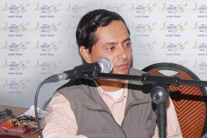 जिप दुर्घटनामा पत्रकार डायलसन अधिकारीको मृत्यु