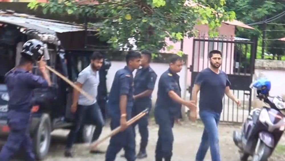 पत्रकार रवि लामिछानेसहित तीन जनालाई आज फेरि अदालत लगिँदै