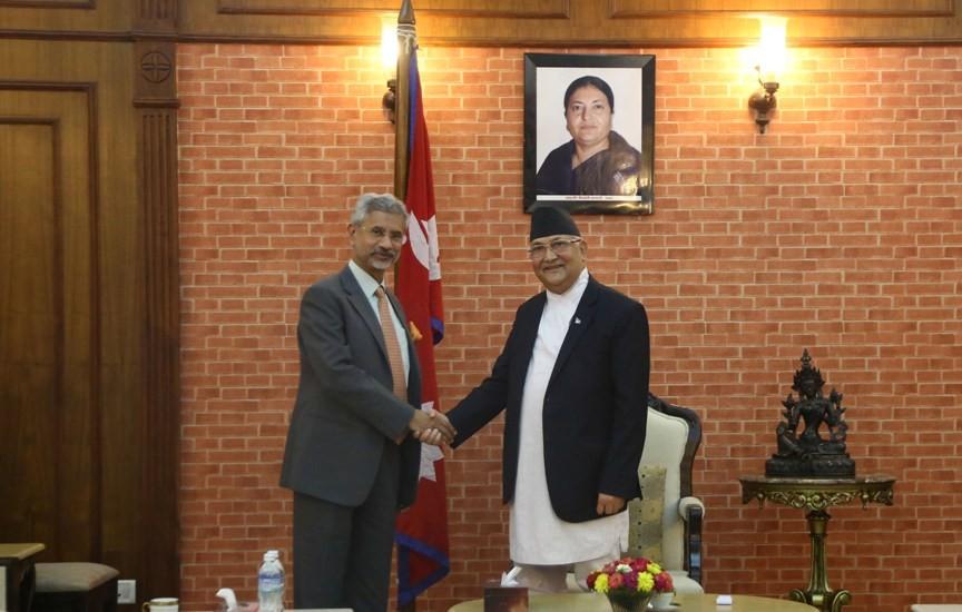 नेपाल–भारत बैठक : तितो मेट्ने पहल