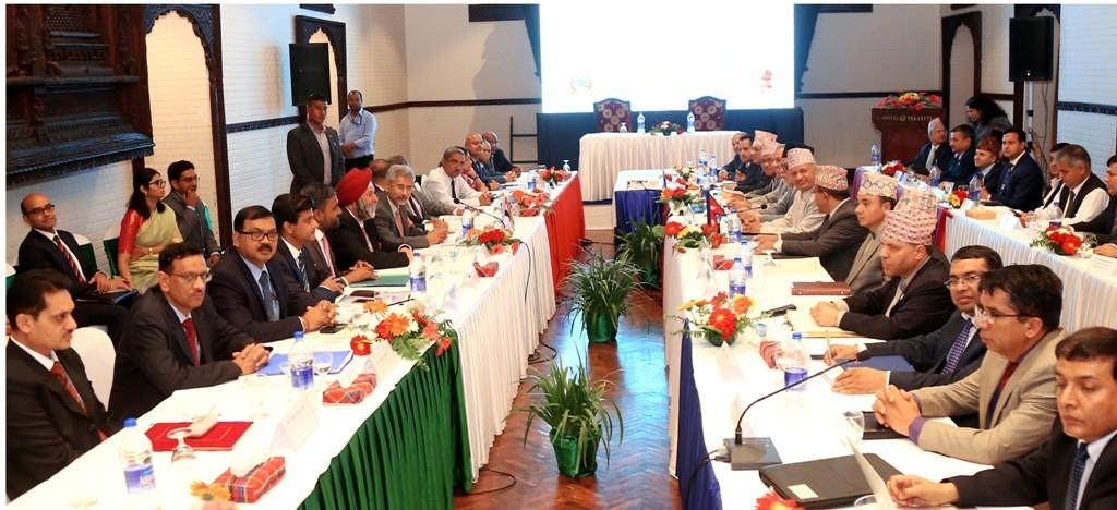 नेपाल-भारत संयुक्त बैठक सम्पन्न: सुस्ता र कालापानीको नक्शांकन गरिने