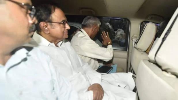 भारतीय कंग्रेस नेता तथा पूर्व मन्त्री चिदम्बरम भ्रष्टाचारकाे अभियाेगमा पक्राउ