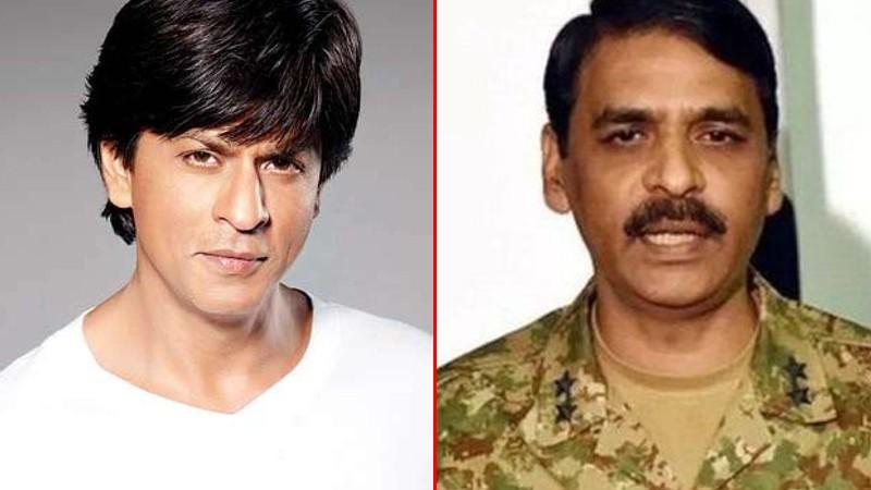 शाहरुख खानको टीभी श्रृंखलाप्रति पाकिस्तानी सेनाका प्रवक्ताको आपत्ति, भने– शाहरुख बलिउड रोगले ग्रसित