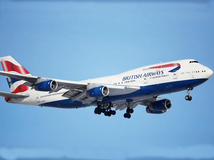 ब्रिटिश एयरवेजका पाइलट हड्तालमा, १५ सय उडान रद्द
