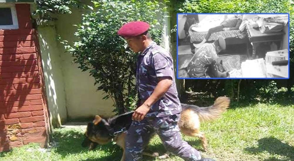 पूर्व राजदूत झा हत्याका आरोपी  तामाङ  जेल चलान
