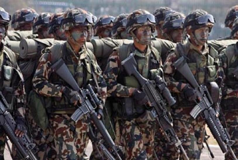 संसद् बैठक : संयुक्त सैन्य अभ्यास रोक्न माग