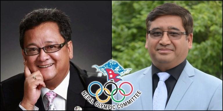 नेपाल ओलम्पिक कमिटीको चुनाव आज, अध्यक्षमा जीवनराम र उमेशलाल मैदानमा