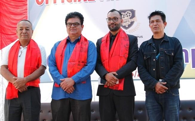 खुल्यो नेपाल फिल्म क्याम्पस
