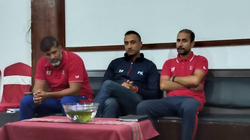 ओमान र सिंगापुर सिरिजका लागि नेपाली टिमको घोषणा (सूचीसहित)