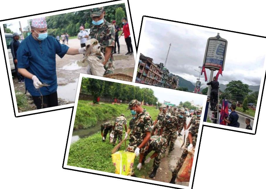 यस वर्षको संविधान दिवस : डेंगुविरुद्धको अभियान