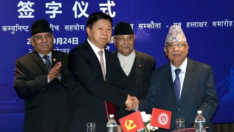 नेपाल र चीनका कम्युनिस्ट पार्टीबीच यस्तो समझदारी !