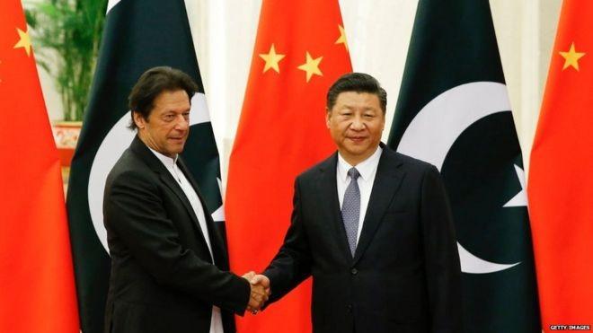बेइजिङ पुगेर पाकिस्तानी प्रधानमन्त्री इमरान खानले भने- 'सीको नीति अपनाउँछु'