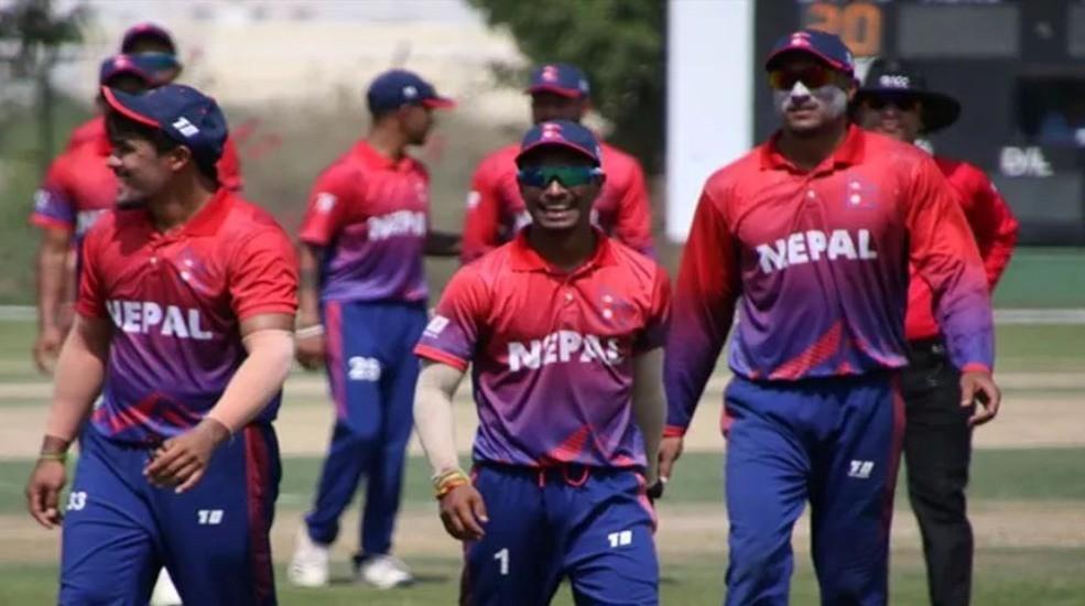 एसिसी इस्टर्न रिजन क्रिकेट:नेपालद्वारा आयोजक थाइल्याण्ड पराजित