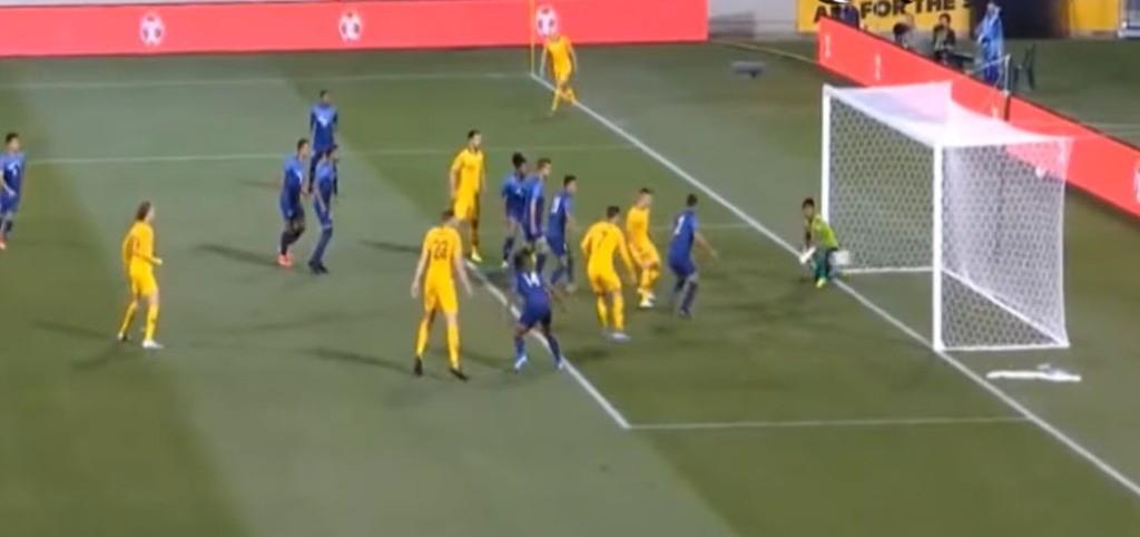 विश्वकप फुटबल छनोटः नेपाल अष्ट्रेलियासँग ५–० ले पराजित