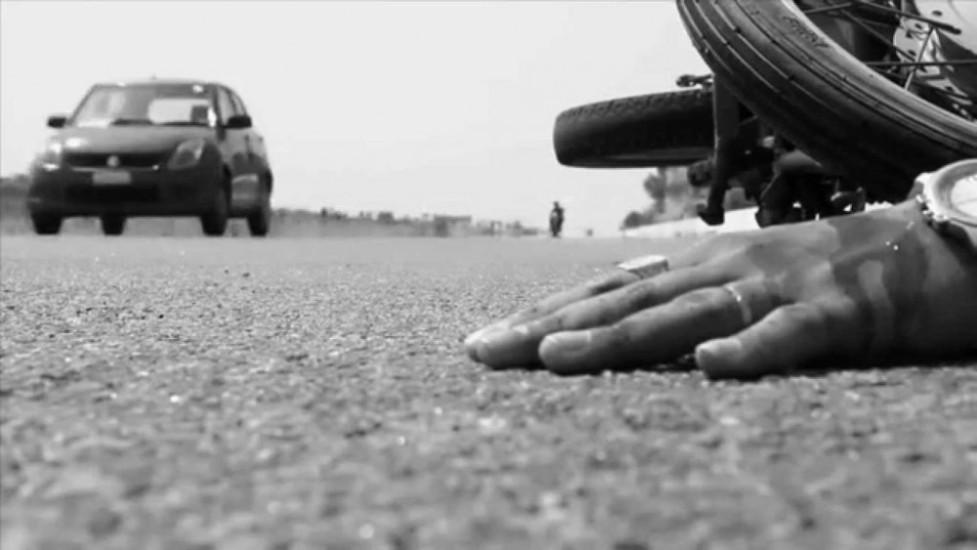 मोटरसाइकल एकआपसमा ठोक्किँदा दुईको मृत्यु