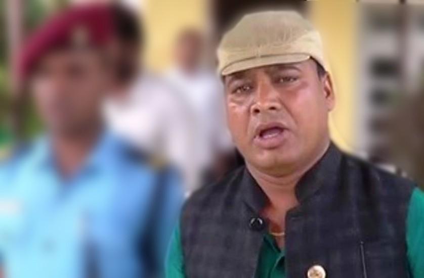 सांसद साहकाे रिहाईको माग गर्दै जनकपुरमा राजपाकाे प्रदर्शन