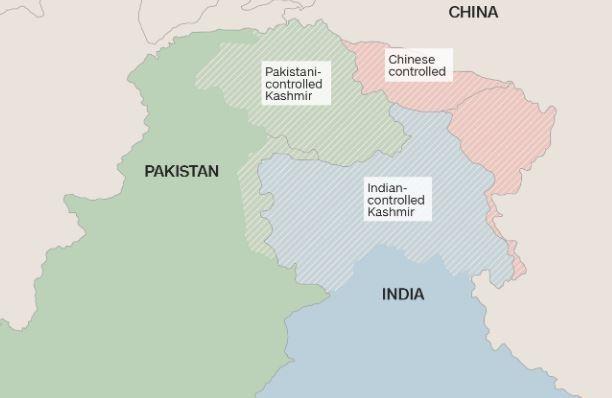 पाकिस्तानको आक्रमण : दुई भारतीय सेनासहित तीनको मृत्यु
