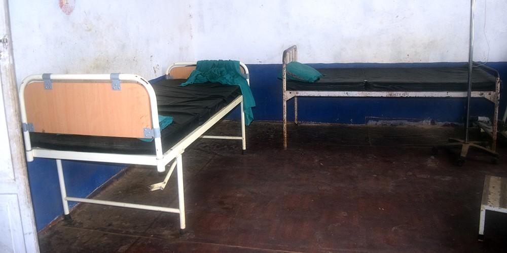 कमिरेचौरमा १५ शय्याको अस्पताल