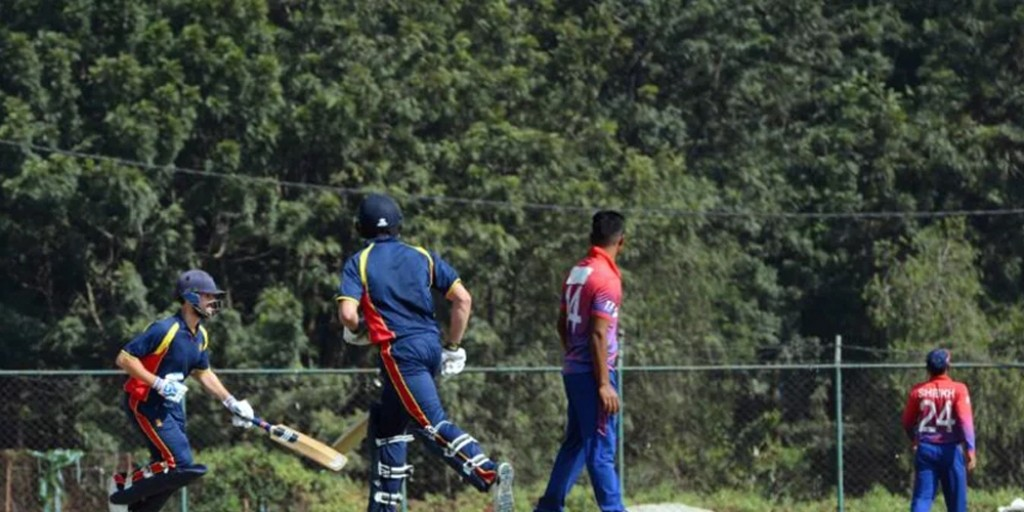 एमसीसीविरुद्धको एकदिवसीय क्रिकेटमा नेपालकाे सानदार जित