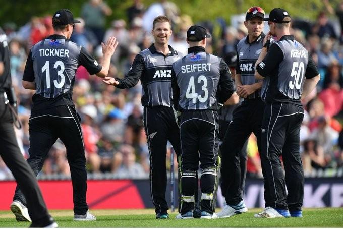 इंग्ल्याण्डविरुद्धको टी २० मा न्यूजिल्याण्ड विजयी