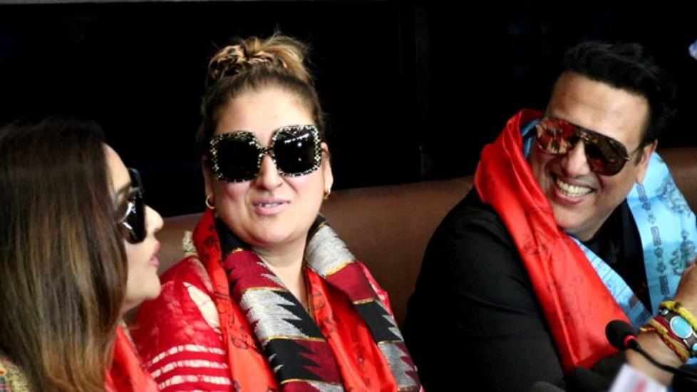 नेपाली दर्शकको मायाँ धेरै छ : बलिउड अभिनेता गोविन्दा