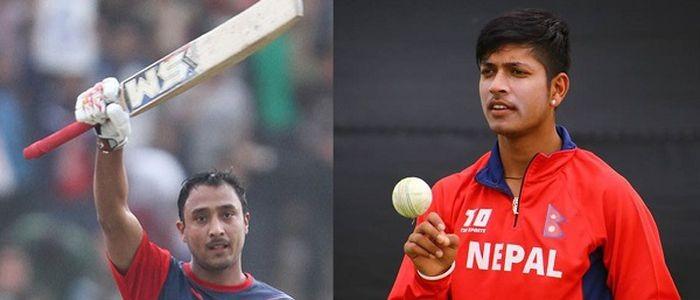 पारस र सन्दीपले इमर्जिङ कप क्रिकेट नखेल्ने (को-को परे टिममा ?)