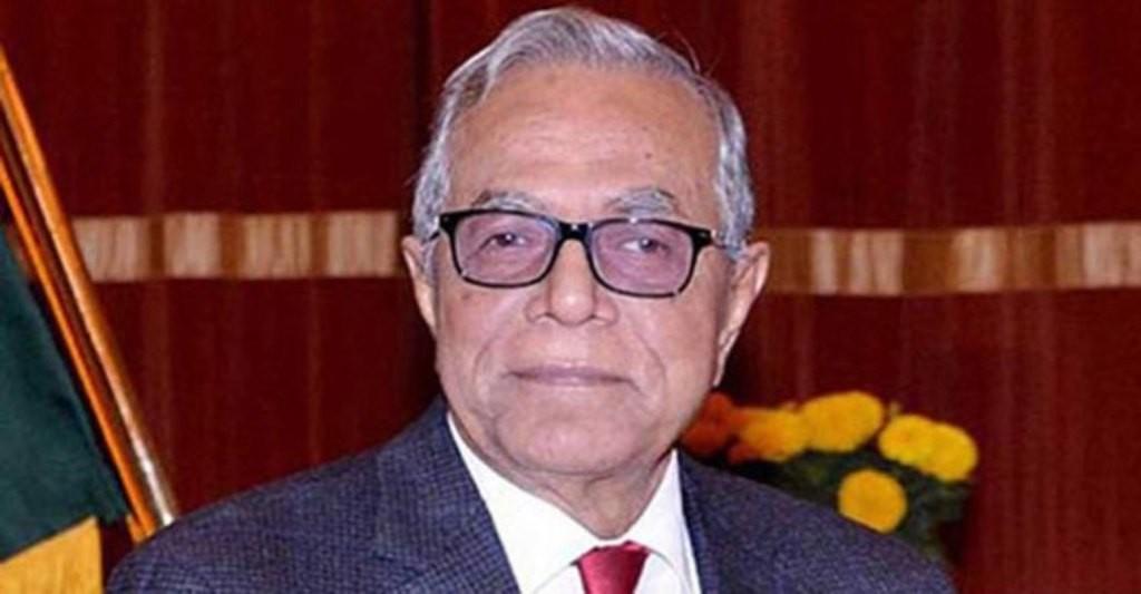 बङ्गलादेशका राष्ट्रपति हमिद मङ्गलबार आउँदै