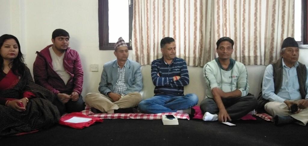 सरकारका ज्यादतिविरुद्ध जनताले मूल्यांकन गर्ने बेला  : नेता शर्मा