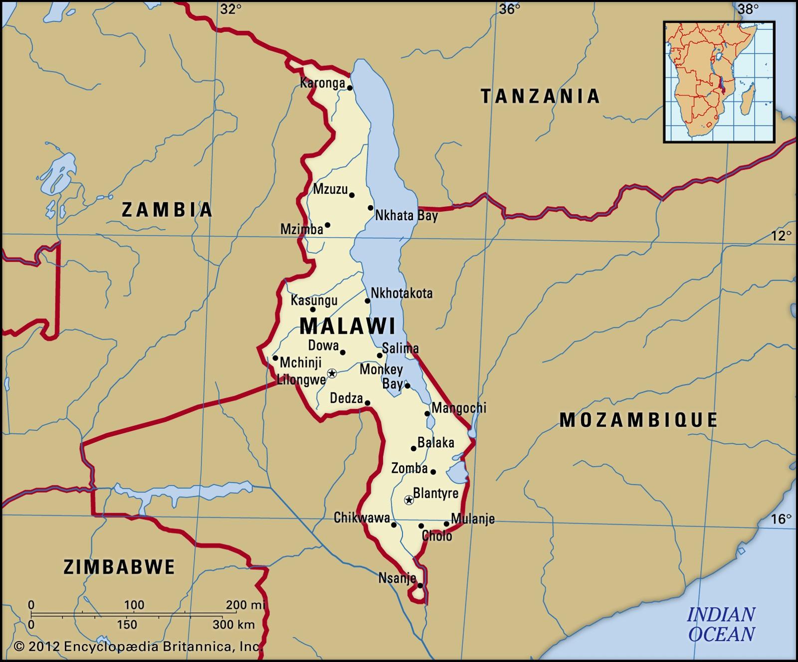 अमेरिका लैजाने भन्दै मलावीमा बन्धक बनाइएका ६ नेपालीको उद्धार