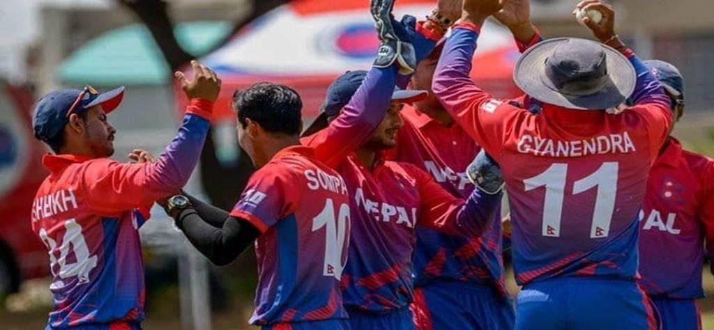 एसीसी इमर्जिङ टिम्स क्रिकेटमा नेपाल भारतसँग पराजित