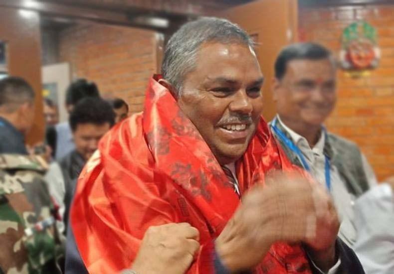नयाँदिल्ली पुगेका उपप्रधानमन्त्री यादवले उठाउँलान् त सीमाकाे विषय ?