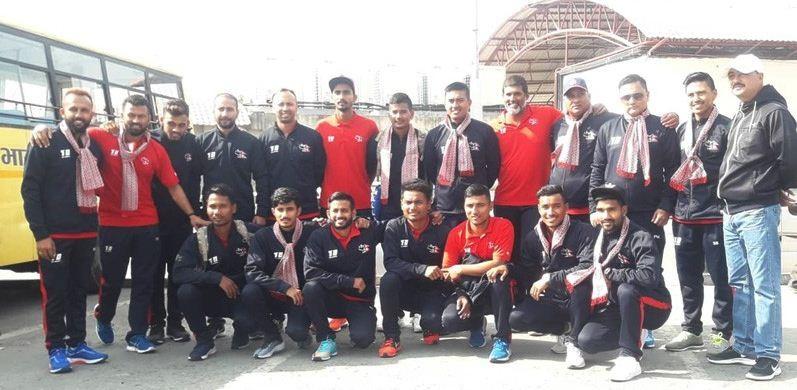 इमर्जिङ कप खेलेर फर्कियो क्रिकेट टोली