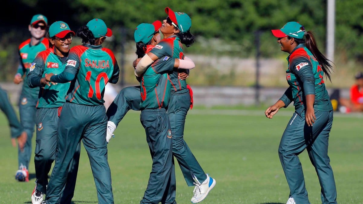 महिला टी–ट्वान्टी क्रिकेट प्रतियोगितामा प्रदेश नम्बर–१ को पहिलो जित