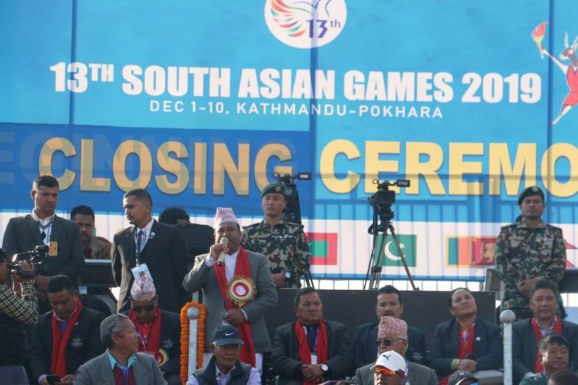 नेपाली महिला फुटबल खेलाडी पराजित हुँदा थामिएन मन्त्रीको आँशु