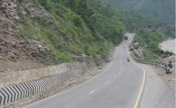 नारायणगढ-मुग्लिन सडक पर्सिदेखि दिउँसो ४ घण्टा बन्द हुने