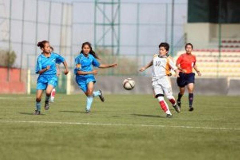 महिला फुटबल: उपाधिका लागि एपीएफ र आर्मी भिड्ने