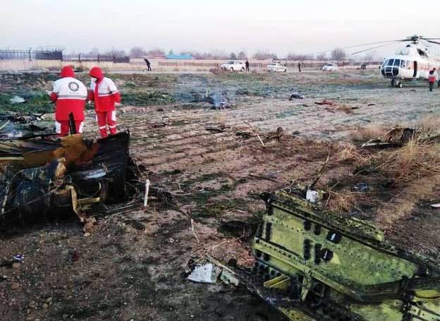 इरानमा बिमान दुर्घटना : यात्रु र चालक दलका सदस्यसहित १७० काे मृत्यु (अपडेट)