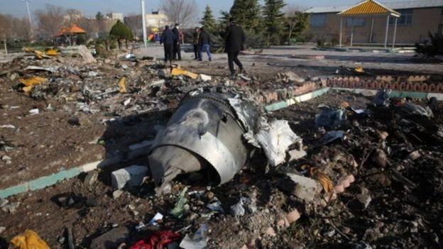 ईरानले मिसाइल प्रहार गरेर युक्रेनकाे यात्रु विमान खसालेकाे क्यानडाका प्रधानमन्त्रीकाे दावी