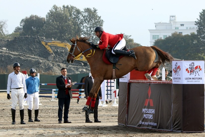 छैटौं राष्ट्रिय घोडचढी प्रतियोगिता सम्पन्न