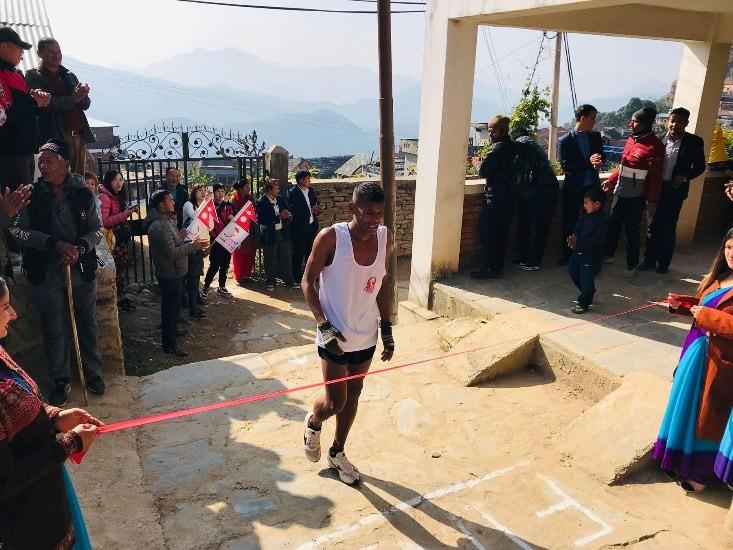 बन्दीपुर दौडको उपाधि काठमाडौँका यादवलाई