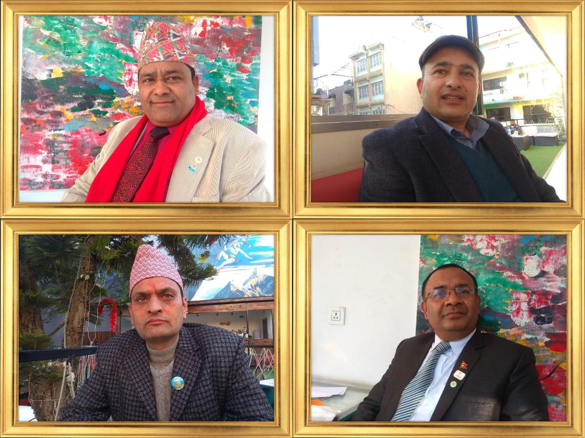 नाट्टा चुनाव : प्रजातन्त्रवादी गुरागाईं समूहको पल्लाभारी
