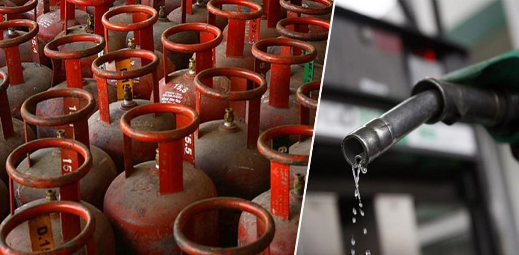 पेट्रोलियम पदार्थ र खाना पकाउने ग्यासको मूल्य बढ्यो