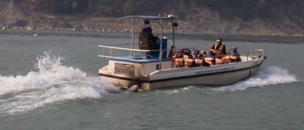 सहमतिपछि सप्तकोशी नदीमा पुनः जेटबोट सञ्चालन