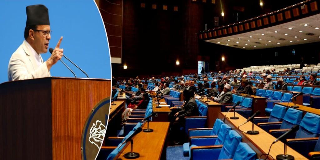 भ्रष्टाचारकाे विषयमा प्रधानमन्त्रीले संसदमा जवाफ दिनैपर्छ : रिजाल